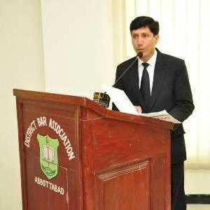 Mr. Abdul Aziz Tanoli Advocate