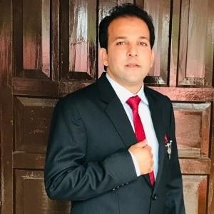 Mr. Malik Ahmed  Arbaz Advocate